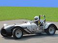 Duncan Black's Lester MG Racecar
