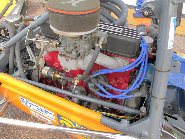 Ford Kent 1600cc prepared by Ivey Engines Inc.