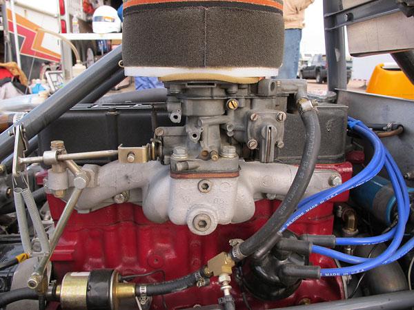 Andyantipas Titan Mk Bc on Carburetor Companies