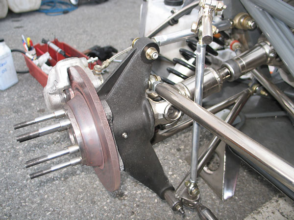 Lee Chapman Racing stocks brand new replacement rear uprights and axles for the Elva Mk7 model.