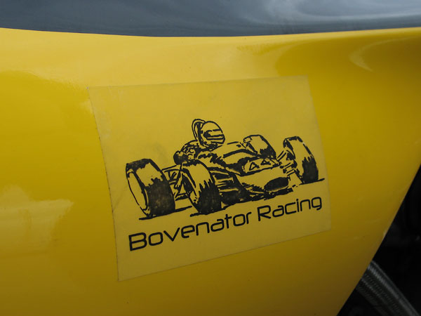 Bovenator Racing