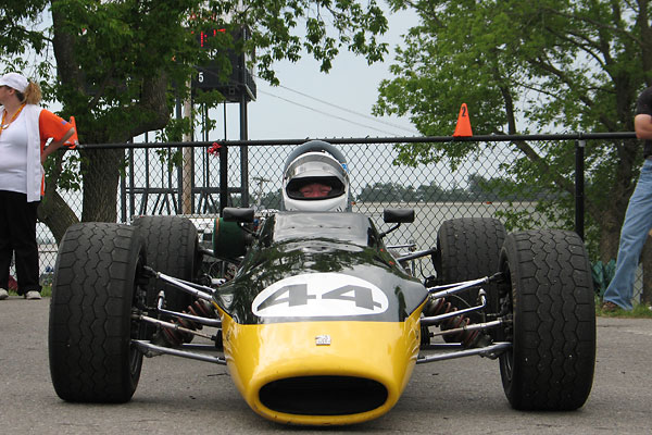 We enjoyed watching Bill compete in VARAC's 31st International Vintage Festival at Mosport