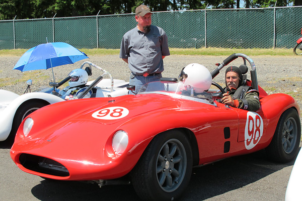 SOVREN's 2011 Pacific Northwest Historics at Pacific Raceways in Kent Washington.