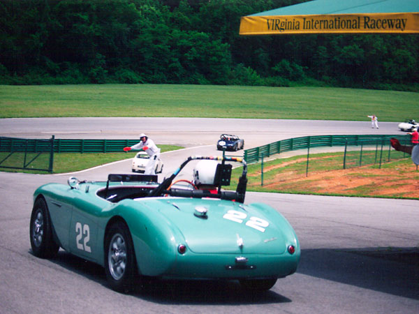Bill Thumel at VIR in 2005