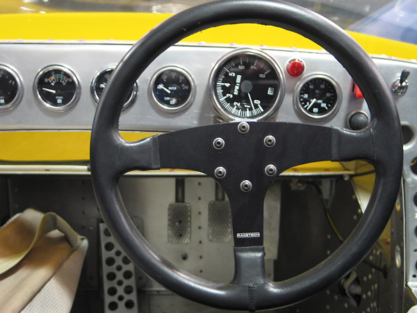 Racetech Design Ltd. still makes their excellent, lightweight steering wheels in England.