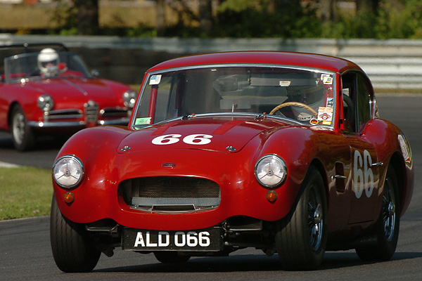 Bob Girvin's Hemi-Powered 1958 Allard GT Coupe