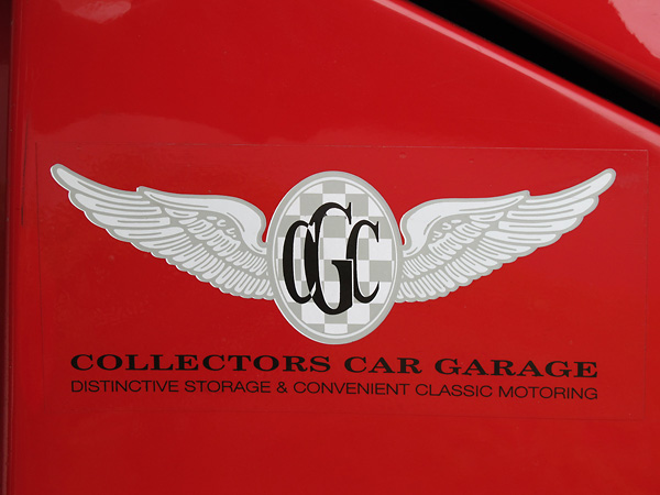 Collectors Car Garage: Distinctive Storage & Convenient Classic Motoring