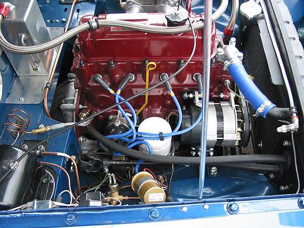 British Motor Heritage U0026 39 S 1964 Fia