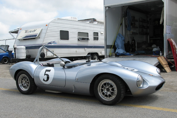 Craig Chima S 1964 Ginetta G4 Series Two Race Car