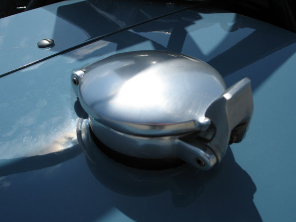 Fuel filler cap.