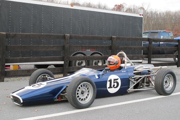 Formula Ford For Sale >> Dave Fairchild S 1969 Merlyn 11a Formula Ford Race Car