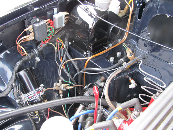 DavidRussellWilks MG MGB BL david russell wilks' 1965 mgb vintage racecar mgb ignition coil wiring at edmiracle.co