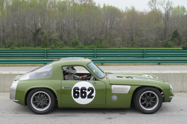 VDCA/VRG Wild Hare Run - Virginia International Raceway - April 2011.