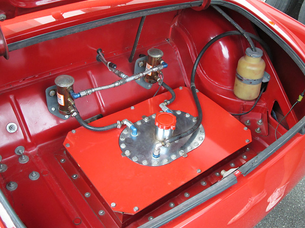 Electric Mg Midget Naked Photo