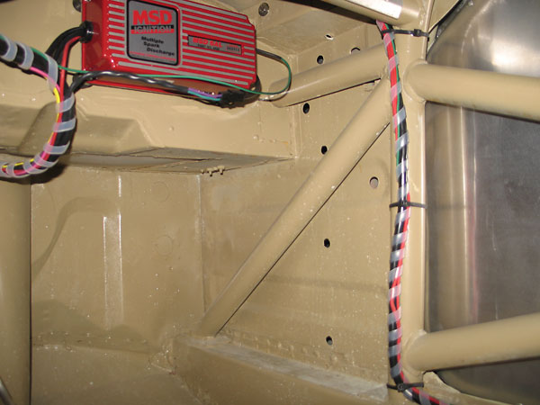 strong rollcage attachment points