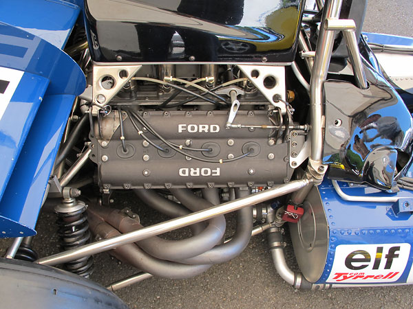 The Cosworth DFV delivered 12 World Championships.