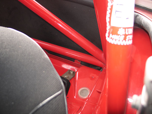 You can also see the mounting features for the rear anti-sway bar.