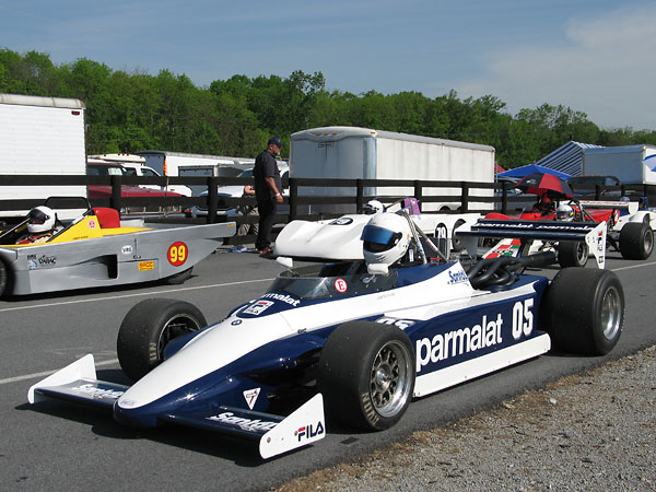 Vintage Racer Group's Jefferson 500 at Summit Point