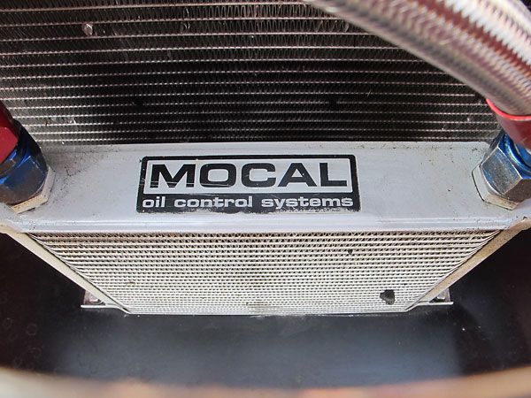 Mocal Oil Control Systems.