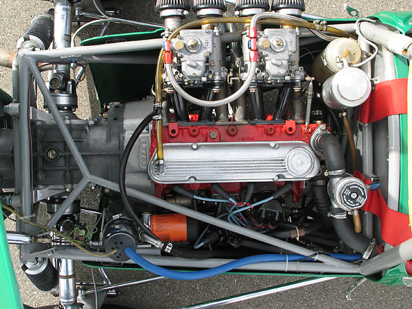 997cc Ford Anglia Kent engine.