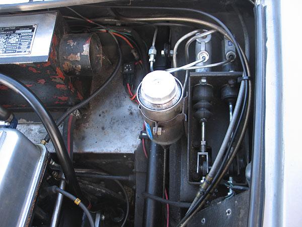 Mark Rosenberg S 1959 Peerless Gt Race Car Number 379
