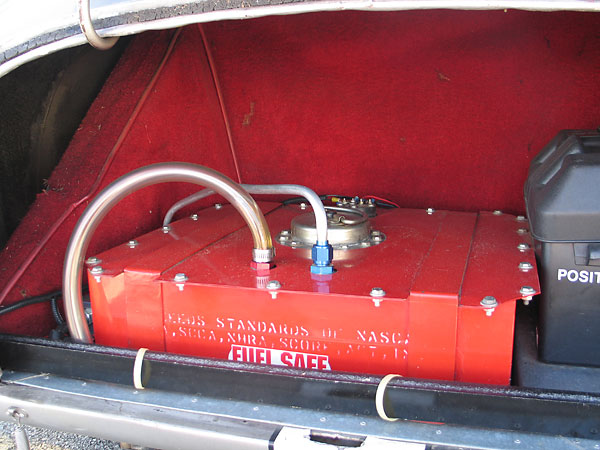 Fuel Safe 12 gallon fuel cell.