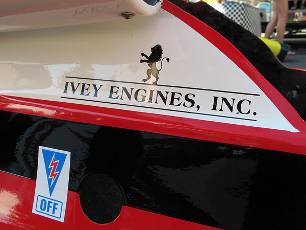 Ivey Engines, Inc.