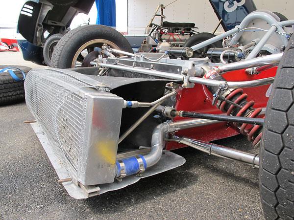 Mark Weatherup's 1979 Crossle 35F Formula Ford Race Car