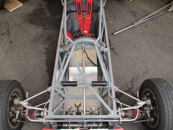 Mark Weatherup S 1979 Crossle 35f Formula Ford Race Car