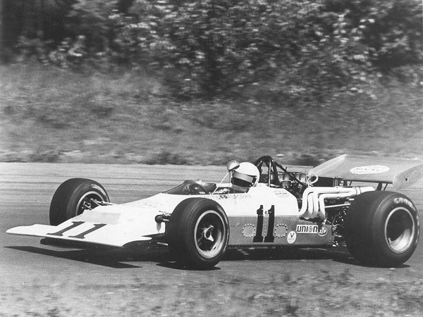 Jim Dittemore at Seattle International Raceway