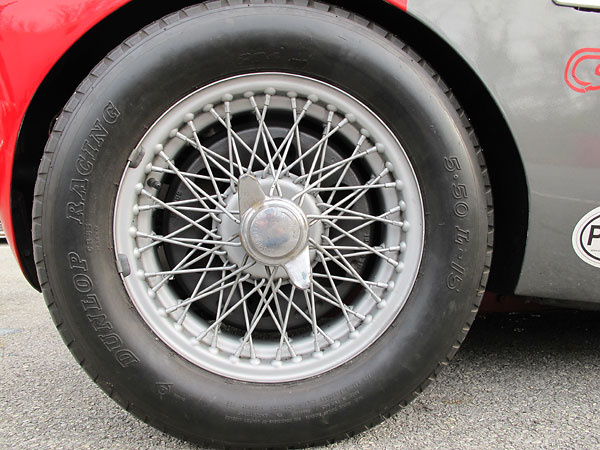 These are clearly sixty spoke wheels.