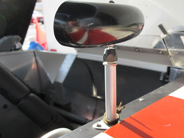 SPA Design Sports Car rear view mirror.