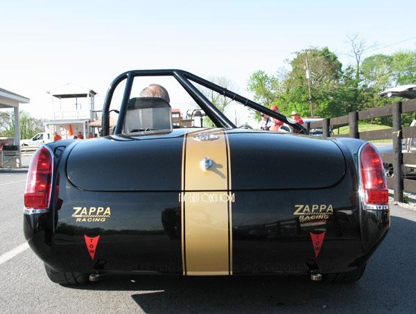 Michael Zappa 39 S 1962 Mg Mgb Race Car Number 28