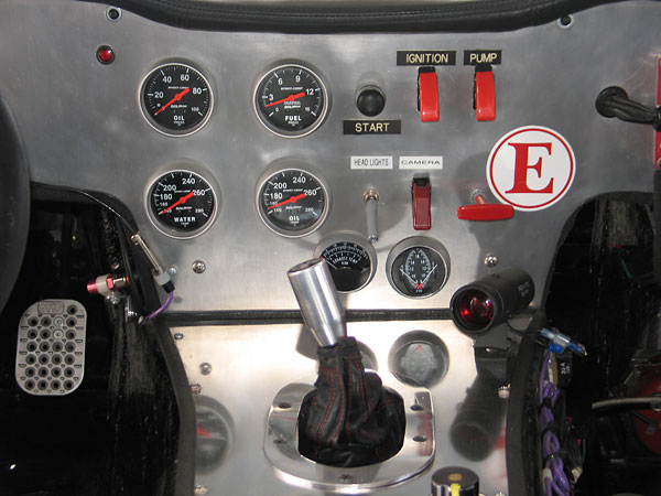 Westach single EGT (700-1700F) and dual EGT (700-1700F) gauges.