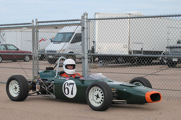 Rocky Mountain Vintage Racers at Pikes Peak International Raceway.