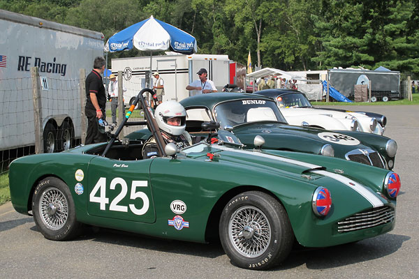Paul Bova's 1959 Turner Sports Mk1 Race Car
