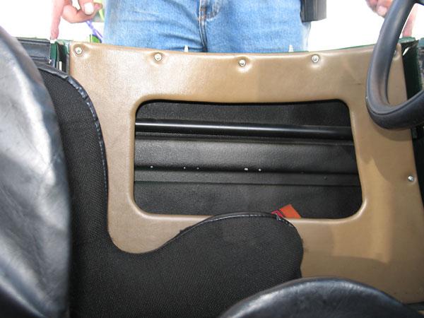A tubular steel brace has been added inside the driver-side door. & Paul and Darry Bova\u0027s 1959 Turner Mk1 Race Car Pezcame.Com