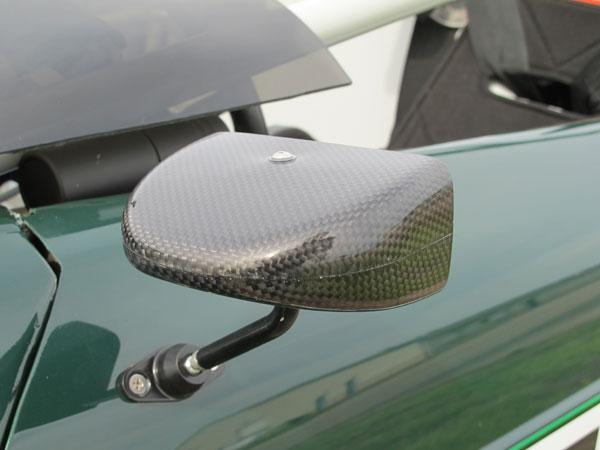 Miata Mirrors Carbon Carbon Fiber Side View Mirror