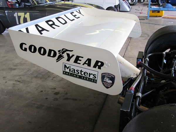 GoodYear - Masters Racing Series - Frank Lyons Group International Racing Team