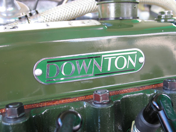 Downton Engineering Works of Wiltshire