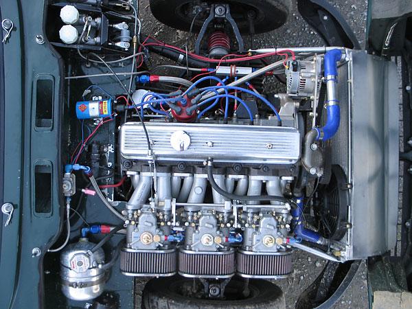 Facet Fuel Pump >> Scott Janzen's 1968 Triumph GT6 Race Car, Number 61