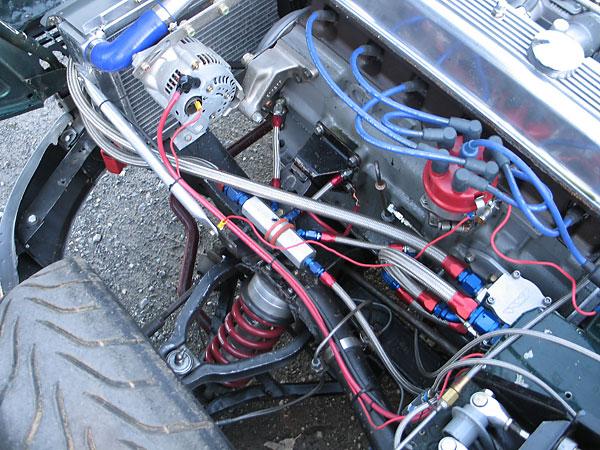 fram racing fuel filter canister scott janzen s 1968 triumph gt6 race car number 61 racing fuel filter fram #1