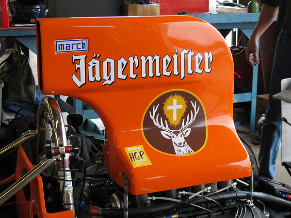 Jaegermeister is a sweet and complex digestif with herbs, fruits, roots and spices.