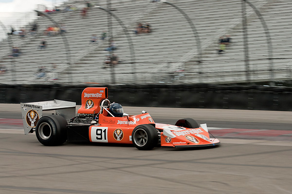 Hans Stuck's March 741 in Jägermeister livery (1974 German Grand Prix)