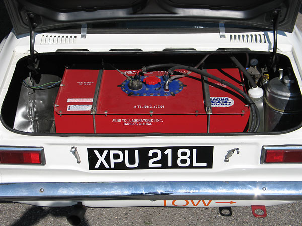 ATL SP122C 22 gallon fuel cell (for Enduro races.)