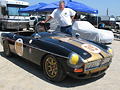 Marcus Jones' (ex Don Munoz) MG MGB
