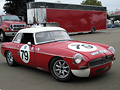 Mike Kusch's MG MGB