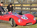 Tom Grudovich's Lola Mark1 Racecar