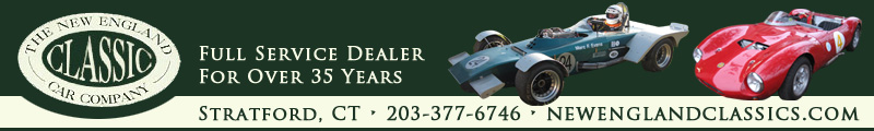 New England Classic Car Co.: 35 Years of Full Service Sales and Support